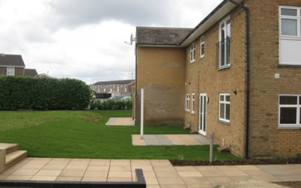School conversion, St Neots