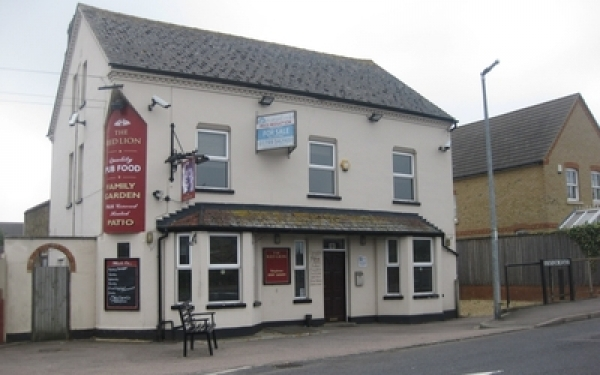 The Red Lion Pub, Potton