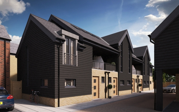 Redevelopment of Heasells Yard, Royston