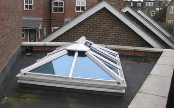 Side extension in Enfield