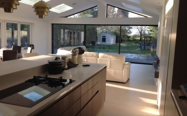 Ground floor extensions, Abbots Langley