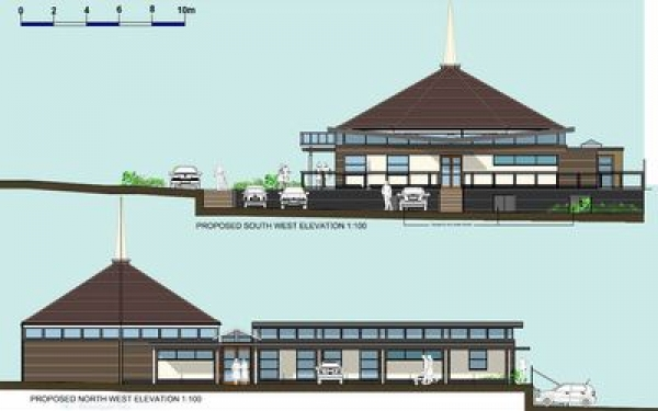 Redevelopment of Digswell Village Church