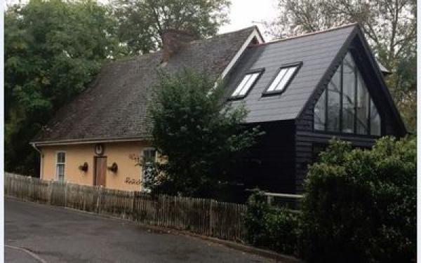 Timber Frame Extension, Sawgridgeworth