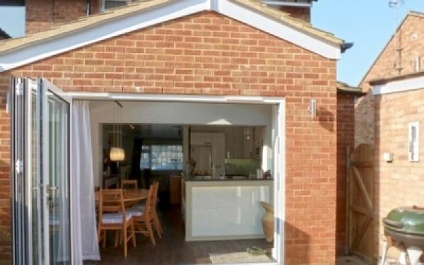 Single storey rear extension, Potters Bar